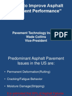 Wade Collins Pavement Technology