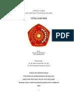 Cover Dan Daftar Isi (Tinea Kruris)