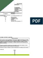 Tabulacion Final de La Encuesta Del Estres Laboral-monografia