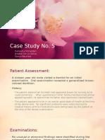 oral path case study no 5-amelogenesis imperfecta
