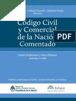 Código Civil y Comercial - Comentado - Tomo I
