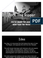 Jack the Ripper Pitch