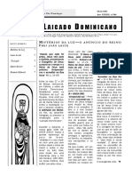 304 - Laicado Dominicano  Abril 2003