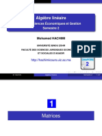 cours algebre