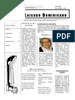 305 - Laicado Dominicano Maio 2003