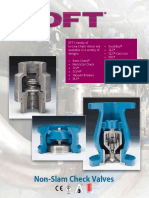DFT Check Valve - Product Summary