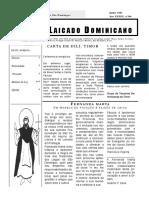 306 - Laicado Dominicano - Junho 2003