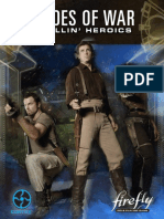 Firefly - Echoes of War - Thrillin' Heroics