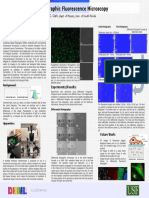 Non-Scanning Holographic Fluorescence Microscopy