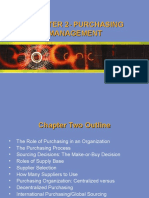 Chapter 2 - Purchase Management