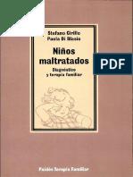 Ninos Maltratados Diagnostico y Terapia Familiar Escrito Por Stefano Cirillo