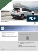 Peugeot 2008 ingles