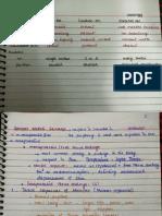 Histology Notes by Aisha Mian