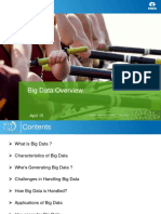 1. Big Data Overview