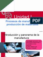 2- Evolucion de La Manufactura