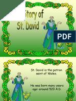 Story of St David Wales