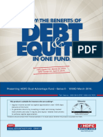 Hdfc Daf - II - 1099d March 2016 - Leaflet