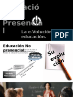 Educación No Presencial