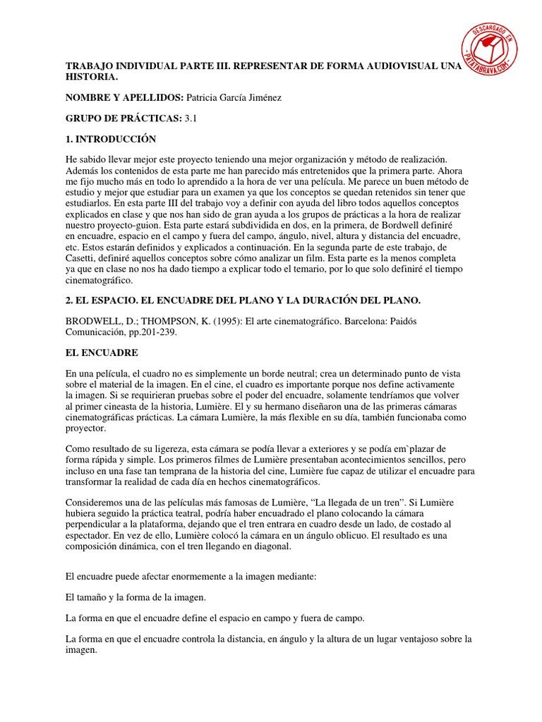 El Encuadre.doc