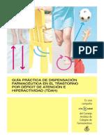 Guía Práctica de Dispensación Farmacéutica Para TDAH
