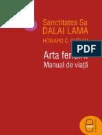 Dalai Lama-Arta Fericirii