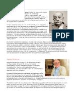 Miguel Ángel Asturias, Augusto Monterroso y Luz Mendez de La Vega