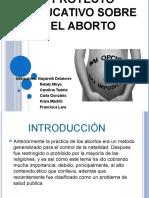 proyecto aborto