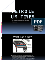 petroleum tires