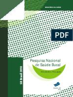 Pesquisa Nacional Saude Bucal