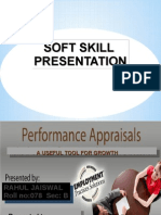 Performance Appraisal, A great tool of growth