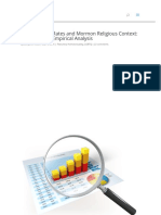Youth Suicide Rates and Mormon Religious Context_ an Additional Empirical Analysis - Rational Faiths _ Mormon Blog