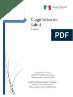 Diagnostico de Salud Poblado Dos 2014