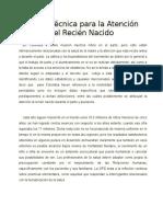 protección al nacido en Colombia