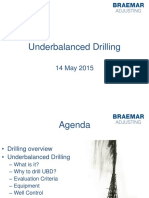 Lecture 89 Underbalanced Drilling 14 May 2015