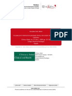 Unpaseoporlahistoriadelapsicologíaclínicaydelasalud,HelioCarpintero