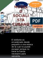 Modelo Socialista Cubano