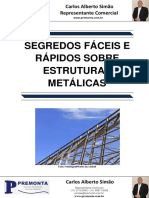 Segredos Fáceis e Rápidos Sobre Estruturas Metálicas