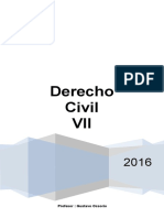 Derecho Civil (Sucesorio)