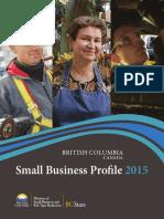 Small Business Profile 2015