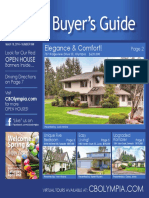 Coldwell Banker Olympia Real Estate Buyers Guide March 19th 2016