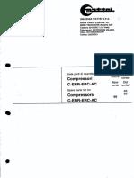 Mattei ERR-ERC Manual