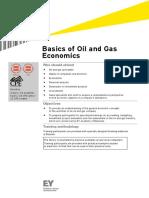 Oil&Gas Economics Course