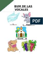 Álbum de Las Vocales