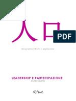 Mida Ideogrammi - Leadership e partecipazione, Sara Taddeo