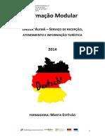 Formação Modular - Manual Alemão