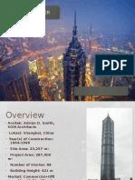 Jin Mao tower china