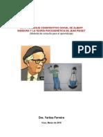 Teorías de Piaget y Bandura