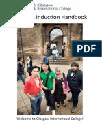 GIC Student Handbook - May 2010