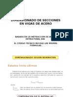 Dimensionamiento Secciones Apuntes 2