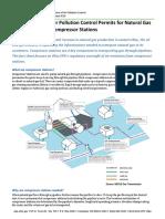 Compressor Stations